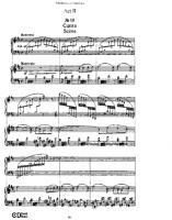 Tchaikovsky - Swan Lake Act 2 - Free Downloadable Sheet Music